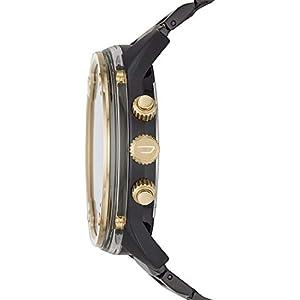 Diesel Reloj Cronógrafo para Hombre de Cuarzo con Correa en Piel 3