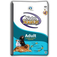 NutriSource Adult Dog Chicken and Rice Formula, My Pet Supplies