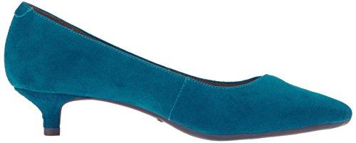 cheap sale new Aerosoles Women's Code Dress Pump Blue Suede on hot sale outlet locations cheap price cFgGFZ