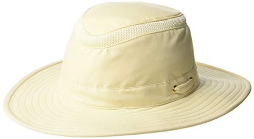 Tilley Endurables LTM6 Airflo Hat,Natural/Green,7.375