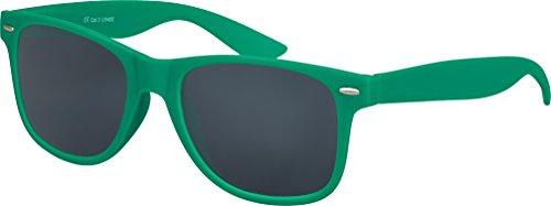 ressort Vert plusieurs Foncé haute Rétro De Nerd choix au à couleurs Balinco Unisexe Modèles Gomme mat Fumé Soleil Charnière Lunettes qualité Lunettes Vintage 101 1BqdcW4a6