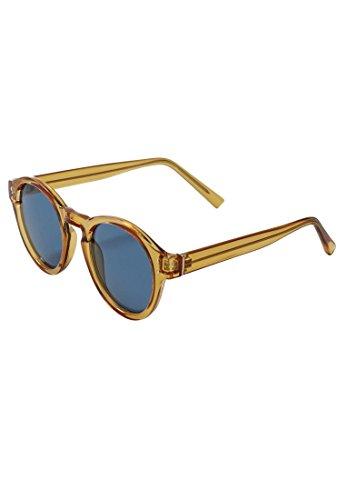 Mango Men's Acetate Frame Sunglasses, Mustard, One - Mango Sunglasses