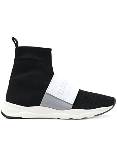 Balmain Zapatillas Para Mujer Blanco/Negro It - Marke Größe