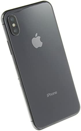 Apple Iphone X 256GB Unlocked Phone - Space Gray (Renewed)