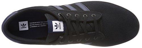Scarpe Da Ginnastica Adidas Unisex Kiel Adulto, Bianco, 41 Eu Nero (cblack / Conavy / Ftwwht)