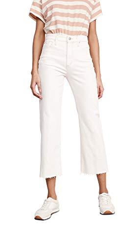 Joe's Jeans Women's The Wyatt Cut Hem Jeans, Isabelle White, 34