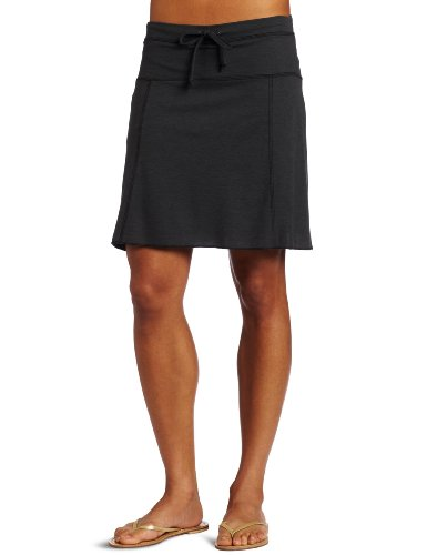Horny Toad Women's Sereena Skort (Black, Large)