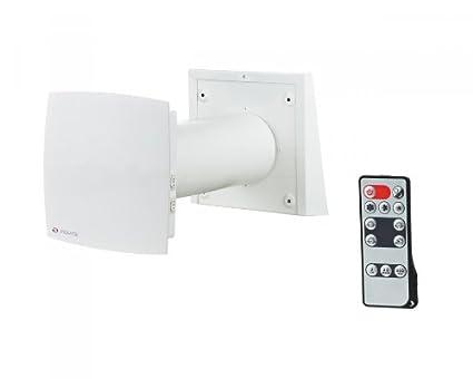 Wärmerückgewinnung Wohnraumlüftung Fernbedienung Lüfter Badlüfter Ventilator