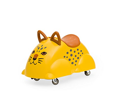 Viking Toys Cute Rider Ride-On Toy - Leopard