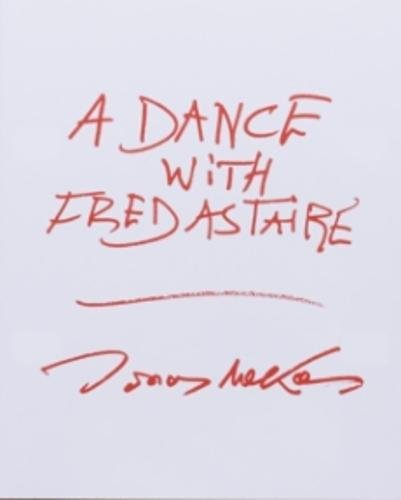 A Dance with Fred Astaire by Anthology Editions