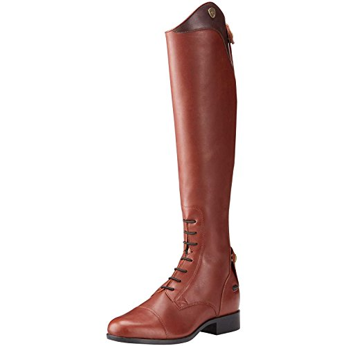 Damen coffee II ELLIPSE Cognac Coffee Reitstiefel HERITAGE ARIAT cognac ptqdYp