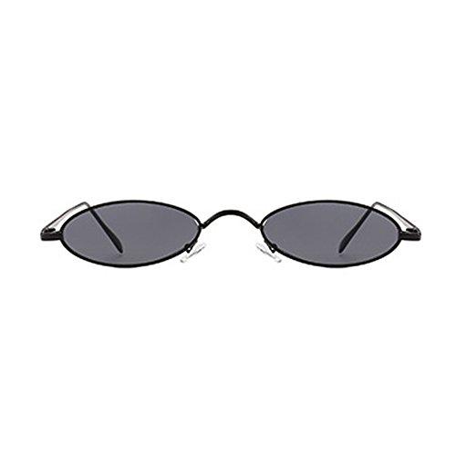 de en YefreeCapsule lunettes forme ovales unisexes de C11 rétros étroites soleil de lunettes soleil Eqwwdxtr