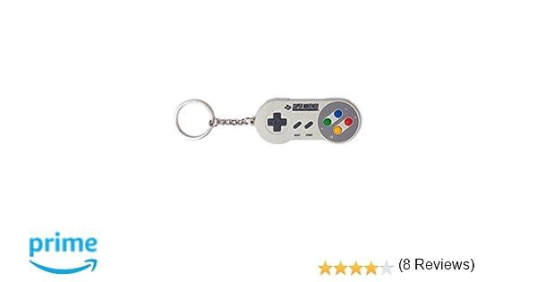 Nintendo Llavero, Gris (Gris) - BIO-KE020310NTN: Amazon.es ...