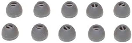 Sennheiser de silicona almohadillas tamaño mediano en gris (5 ...