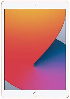 New Apple iPad (10.2-inch, Wi-Fi, 32GB) - Gold (Latest Model, eighth Generation)