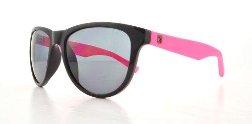 Converse Black and Pink Master Track Wayfarer Sunglasses Lens Category 3