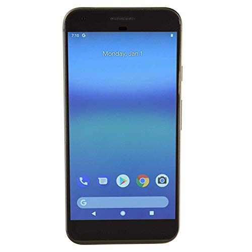 Google Pixel XL 128GB Unlocked GSM Phone w/ 12.3MP Camera - Quite Black (Virgin Mobile Htc Phone Case)