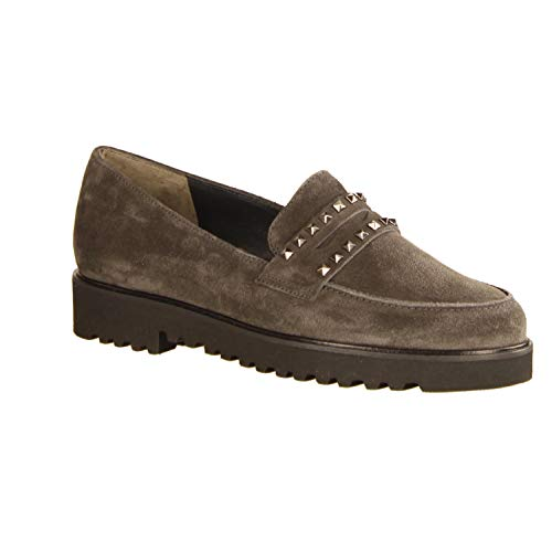 Suede Grey Loafer Green Paul 2424 Chunky 7OWnqcx