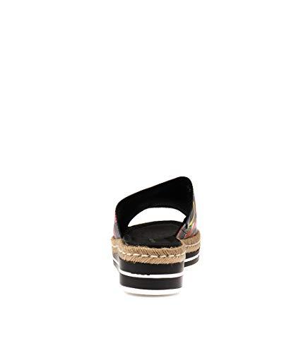 Womens amp; FRUIT Heels LEATHER JULIETTE Shoes Womens DJANGO Appletini BLACK SAL dtO6wtq