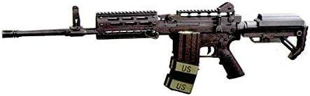 GOLDEN EAGLE Fusil eléctrico Color Negro (sin batería)