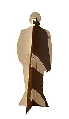 Aahs Engraving Life Size Vladimir Putin Novelty Cardboard Standup, 5.5 feet