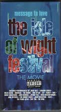 Message to Love - The Isle of Wight Festival [VHS]