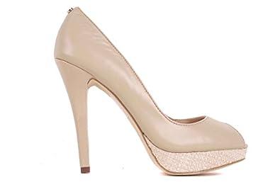 Versace Damen Pumps Highheels Stilettos Beige Bs28eur 39 Amazon