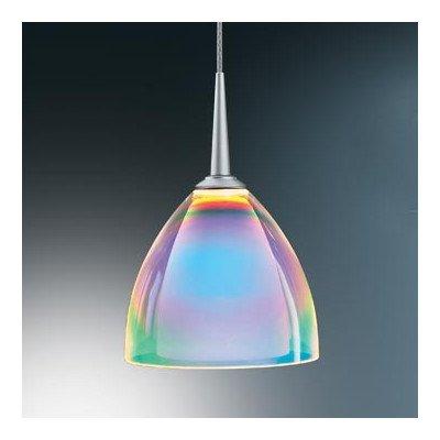 (Rainbow II 1 Light Monopoint Mini Pendant Canopy/Bulb type: 2