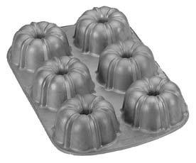 Nordicware Pro Cast Bundt Muffin Pan 50624