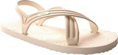 ae39115ed Flojos Women s Original Sandals Ivory 5