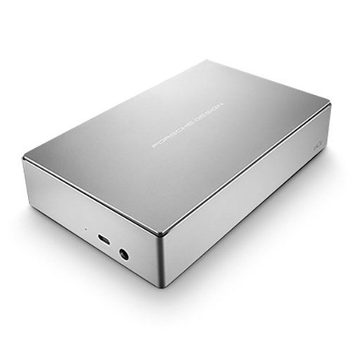 LaCie Porsche Design 8TB USB-C Desktop Hard Drive (STFE8000401) by LaCie (Image #3)