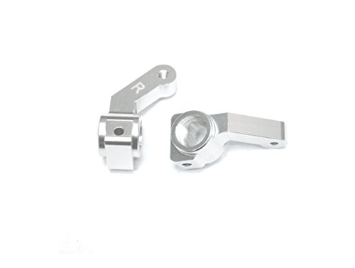 ST RACING CONCEPTS STC9880S CNC Mach Alum Steering Knuckles SC10RS/B4/T4 STRC3124