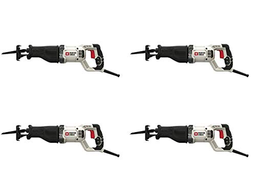 PORTER-CABLE PCE360 7.5 Amp Variable Speed Reciprocating Saw (Pack of 4) Review