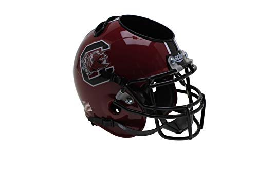 - Schutt NCAA South Carolina Gamecocks Football Helmet Desk Caddy, Alt. 1