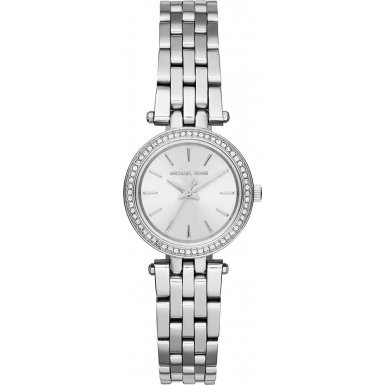 Michael Kors MK3294 Ladies Darci Silver Tone Watch by Michael Kors