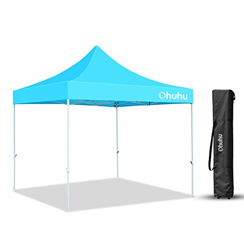 Ohuhu Pop Up Canopy Tent Carrying