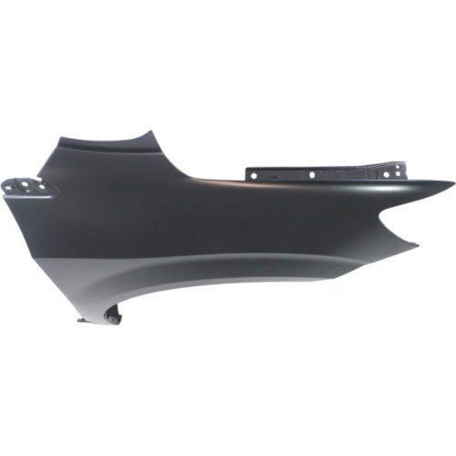 Front Fender Compatible with 2012-2018 Chevrolet Sonic Hatchback//Sedan Passenger Side