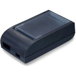 RIM Mini Extra Battery Charger for BlackBerry 8130, 8120 and 8530 - Retail Packaging - Black from RIM