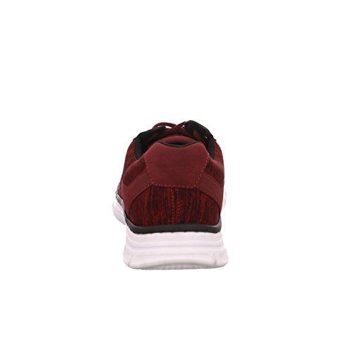 Rieker B4808 90 Größe 45 Rot (Rot)