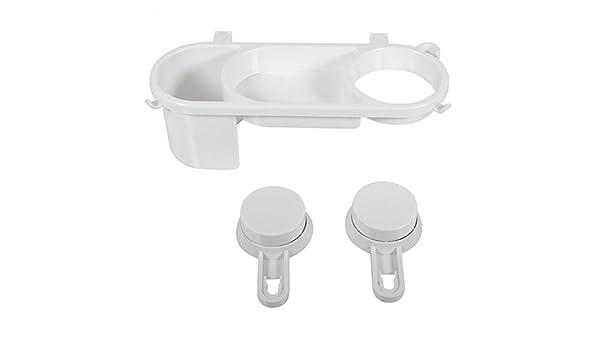 Hair Dryer Holder Bathroom Soporte Secador Storage Douche Rack Wall-mounted Sucker: Amazon.com: Industrial & Scientific
