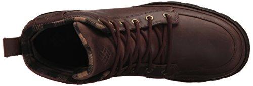 Columbia Mens Chinook Boot Impermeabile Uniforme Abito Scarpa Tabacco, Cannella