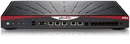 Allworx 48x VoIP Network Server and Phone System