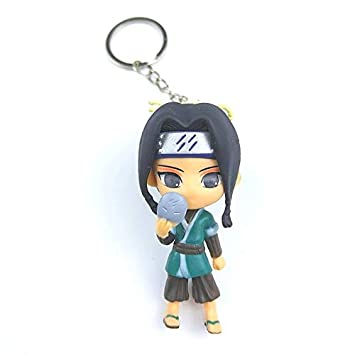 Naruto Llavero Figura 3D Haku - 6 cm: Amazon.es: Juguetes y ...