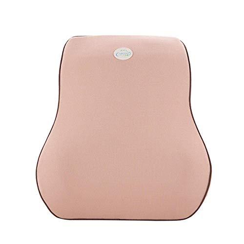 Cxmm Durable ergonomic cotton memory in size, suitable for car seats, back pain relief, beige: