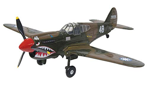 Smithsonian Museum Replica Series P-40 Warhawk ()