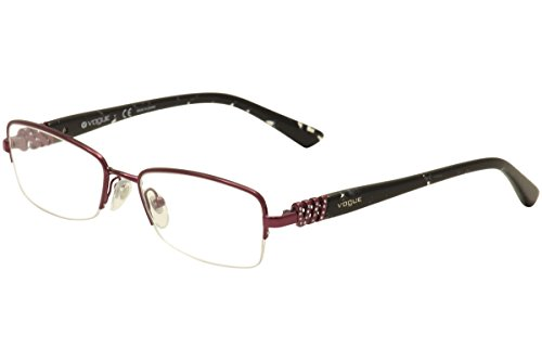 Vogue VO3813B Eyeglass Frames 812-5117 - Bordeaux VO3813B-812-51