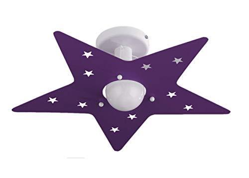 Applique per camerette stanzette bambini stella glicine amazon