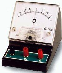 Electronix Express 01GAL500UA Galvanometer, 500 μa