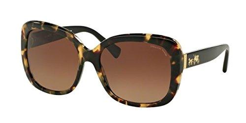 Coach Women HC8158 Sunglasses 58mm by Coach