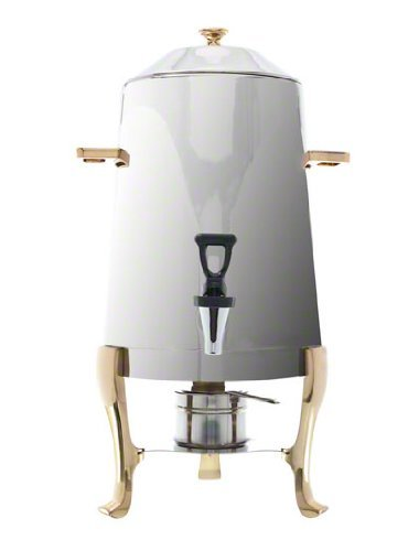 Update International (CU-30GD) 3 Gal Stainless Steel Coffee Urn
